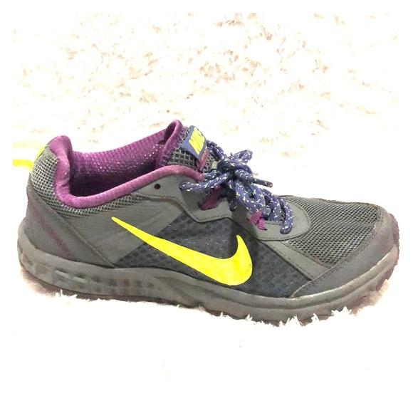 the best attitude b7812 a9e2c Nike Wild Trail Sneakers Sz 7